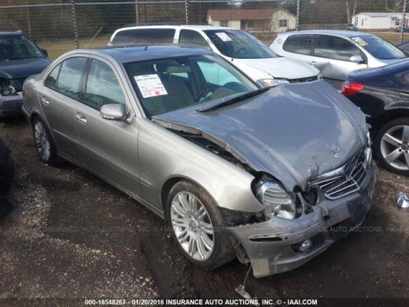 Mercedes benz e 350 2007 m sedanas for 2007 mercedes benz e 350
