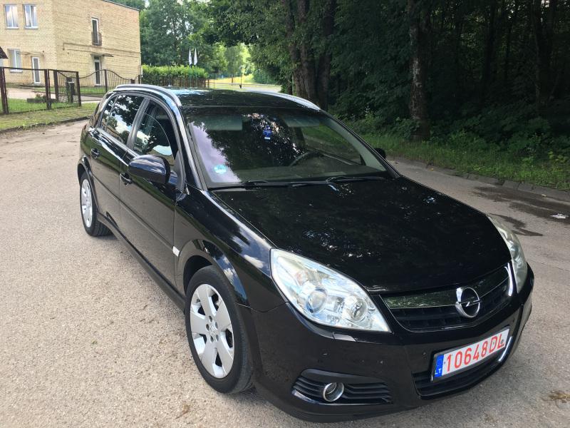 Opel Signum 2006 M Hebekas Automobilis