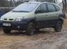 Renault Scenic RX4 2000 m., Visureigis