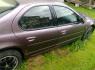 Chrysler Stratus 1996 m., Sedanas