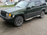 Jeep Grand Cherokee 1995 m., Visureigis
