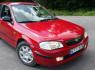 Mazda 323 1999 m., Sedanas