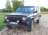 Jeep Cherokee 1993 m., Visureigis
