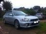 Subaru Impreza 2002 m., Sedanas