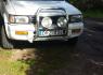 Nissan Pathfinder 1998 m., Visureigis