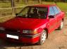 Mazda 323 1991 m., Sedanas