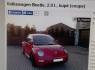 Volkswagen Beetle 2001 m., Kupė