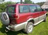 Nissan Terrano 2001 m., Visureigis (2)