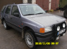 Opel Frontera 1993 m., Visureigis