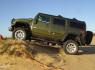 Hummer H2 2003 m., Visureigis