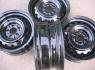 OEM Toyota 5x114.3 R-16, Plieniniai štampuoti (2)