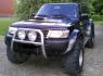 Nissan Patrol 1998 m., Visureigis