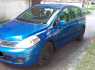 Nissan Tiida 2008 m., Hečbekas (1)