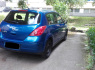 Nissan Tiida 2008 m., Hečbekas (5)