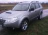 Subaru Forester 2009 m., Visureigis