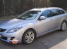 Mazda 6 2009 m., Universalas