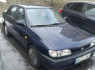 Nissan Sunny 1993 m., Hečbekas