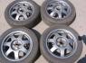 Kita Toyota Priuus Avensis ratai R-16, Lieti ratlankiai