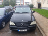 Mercedes-Benz ML 270 2001 m., Visureigis