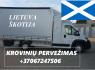 Krovinių gabenimas