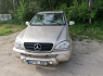Mercedes-Benz ML 320 2001 m., Visureigis