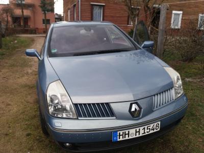 Renault Vel Satis 2005 m., Vienatūris