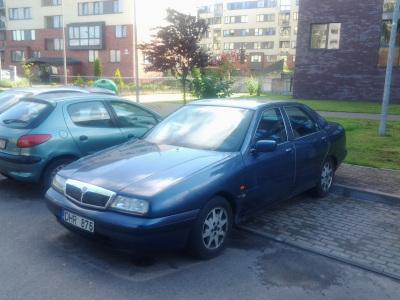 Lancia Kappa 1995 m., Sedanas
