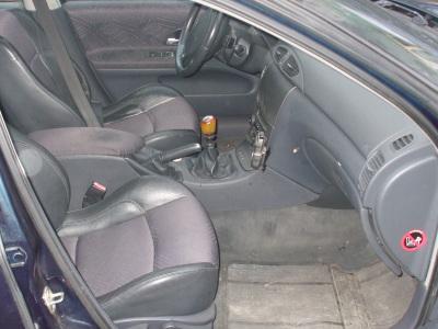 Renault Laguna 2004 m., Universalas