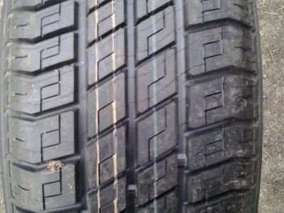 Michelin Padangos po viena R-16, Vasarinės