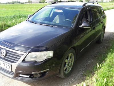 Volkswagen Passat 2005 m., Universalas