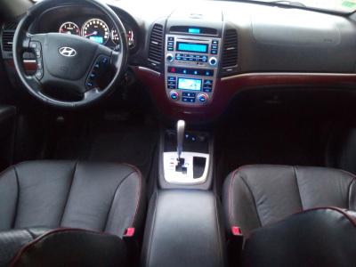 Hyundai Santa Fe 2008 m., Visureigis