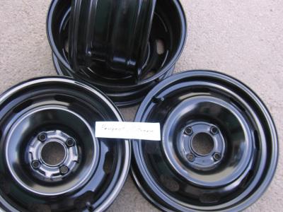 OEM  R-15, Plieniniai štampuoti