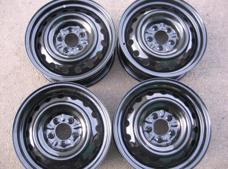 OEM Toyota 5x114.3 R-16, Plieniniai štampuoti