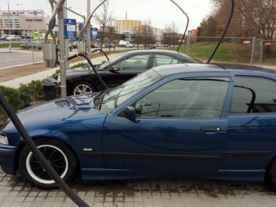 BMW 316 1999 m., Hečbekas