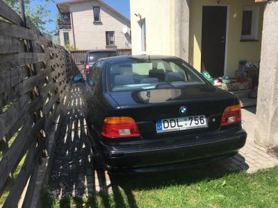 BMW 520 2000 m., Sedanas