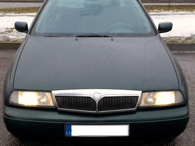 Lancia Kappa 1998 m., Sedanas