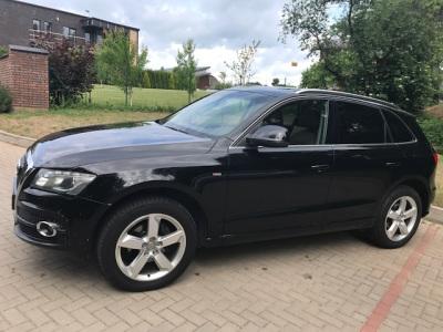 Audi Q5 2010 m., Visureigis