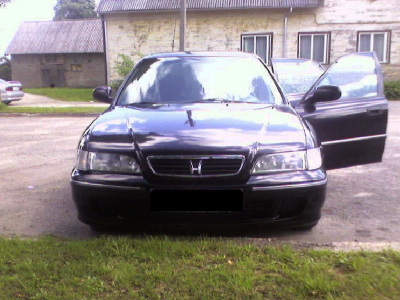 Honda Accord 1997 m., Sedanas