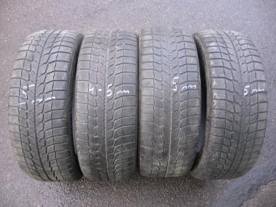 Michelin X-Ice 205/55R16 R-16, Žieminės