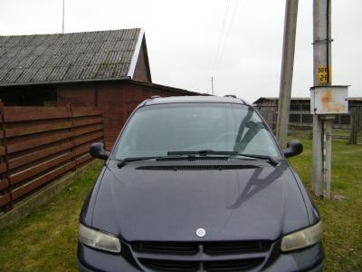 Chrysler Voyager 1997 m., Vienatūris