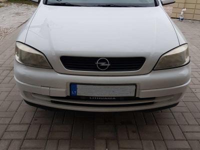 Opel Astra 2002 m., Universalas