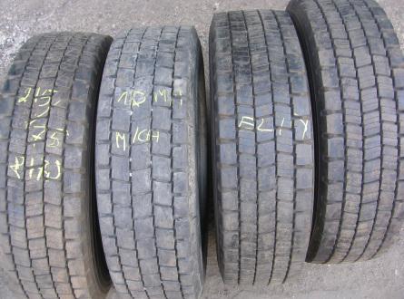 Michelin 215/75R17.5 Galines po 65 e R-17.5, Universalios