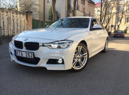 BMW 328 2016 m., Sedanas