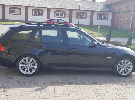 BMW 320 2008 m., Universalas