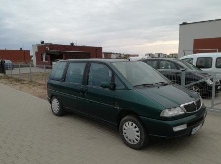 Lancia Zeta 1999 m., Vienatūris