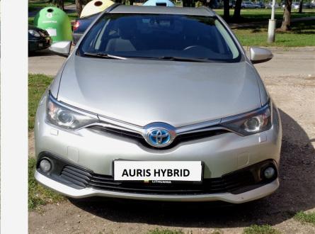 Toyota Auris 2016 m., Universalas
