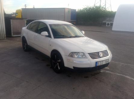 Volkswagen Passat 2001 m., Sedanas