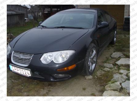 Chrysler 300M 1999 m., Sedanas
