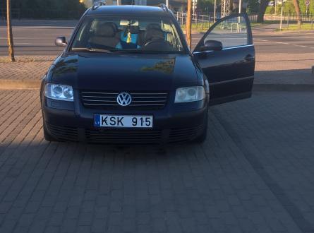 Volkswagen Passat 2003 m., Universalas