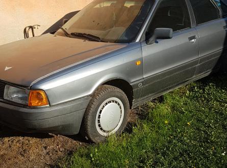 Audi 80 1989 m., Sedanas
